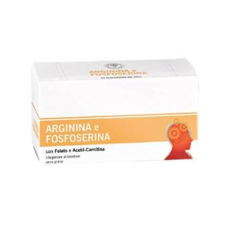 ARGININA E FOSFOSERINA- 10 flaconcini
