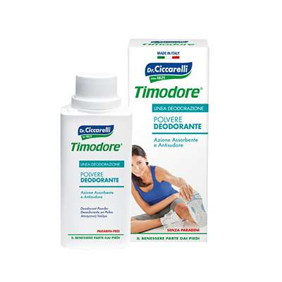 Timodore Azione assorbente e antiodore 75 g