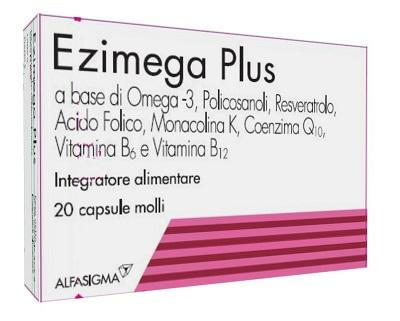 EZIMEGA PLUS 20CPS