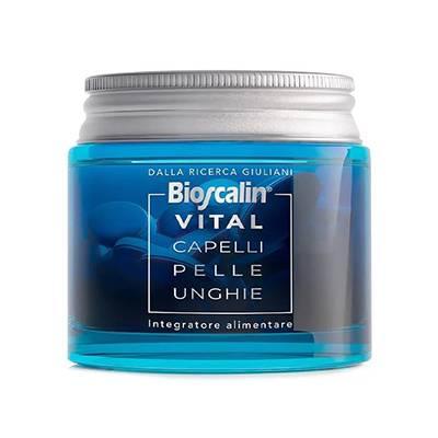Bioscalin Vital capelli pelle unghie 60cpr