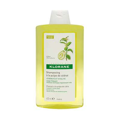 Klorane shampoo cedro