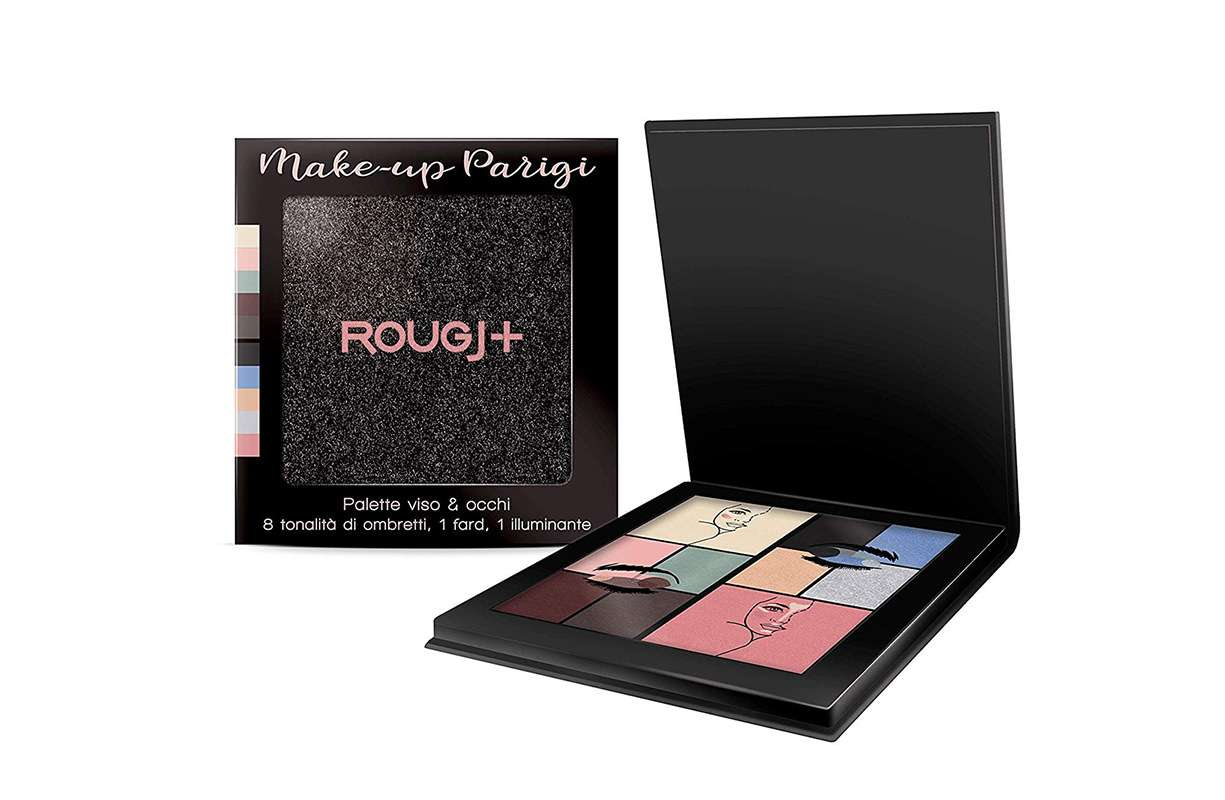 ROUGJ palette make up Parigi