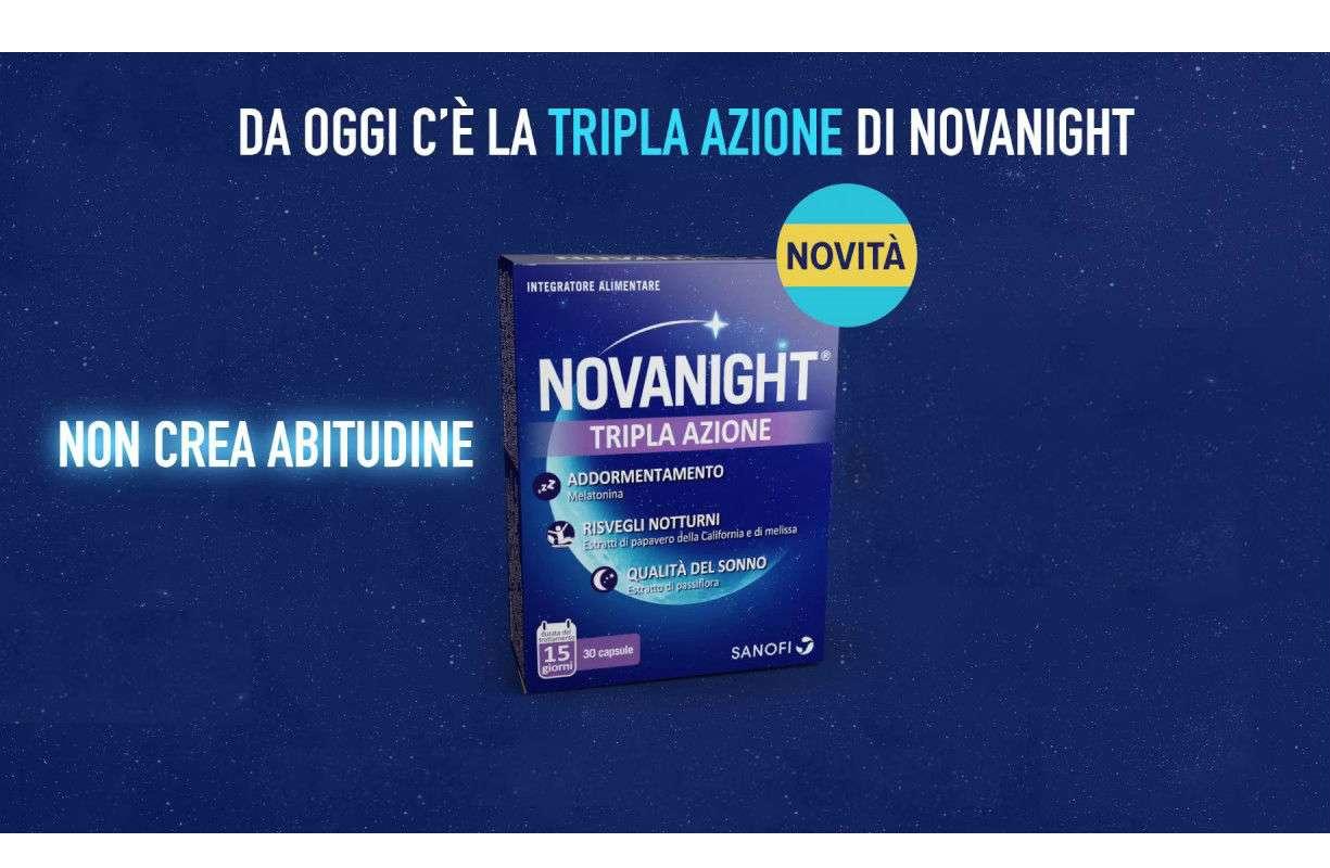SCONTO di €4 su NOVANIGHT