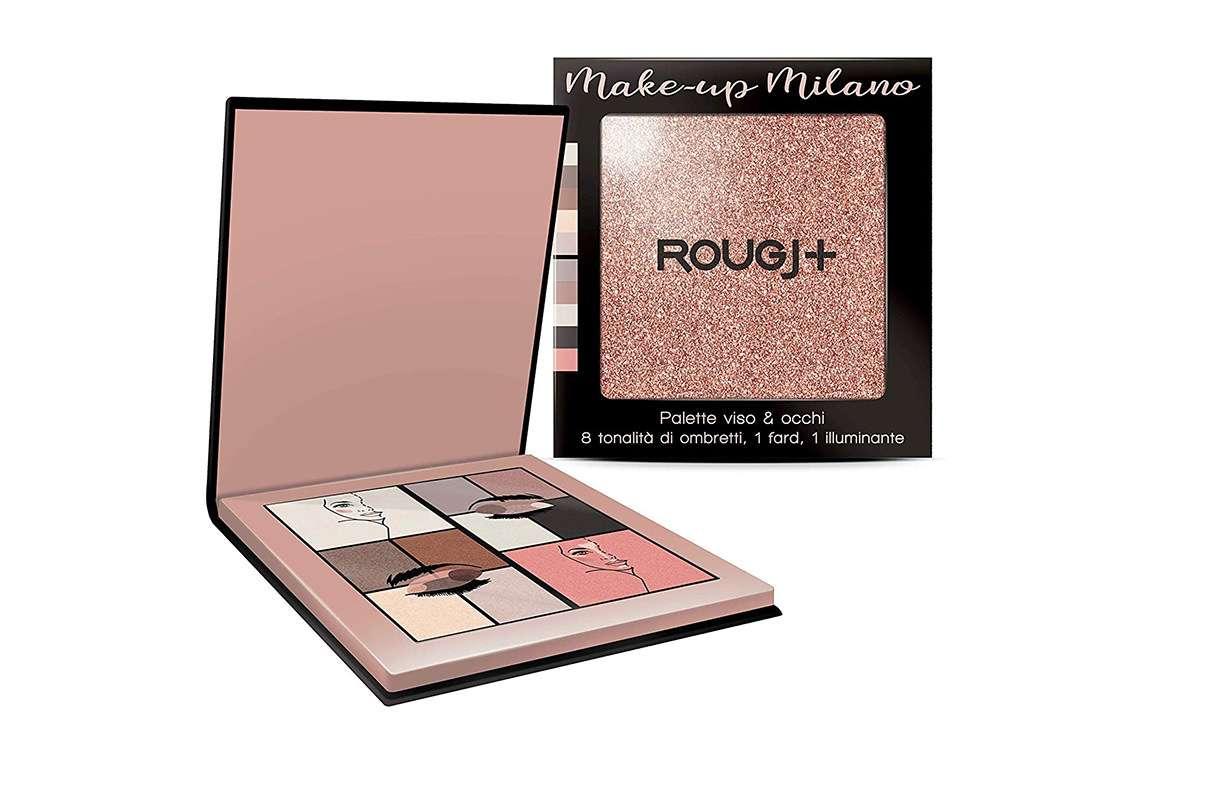 ROUGJ palette make up Milano