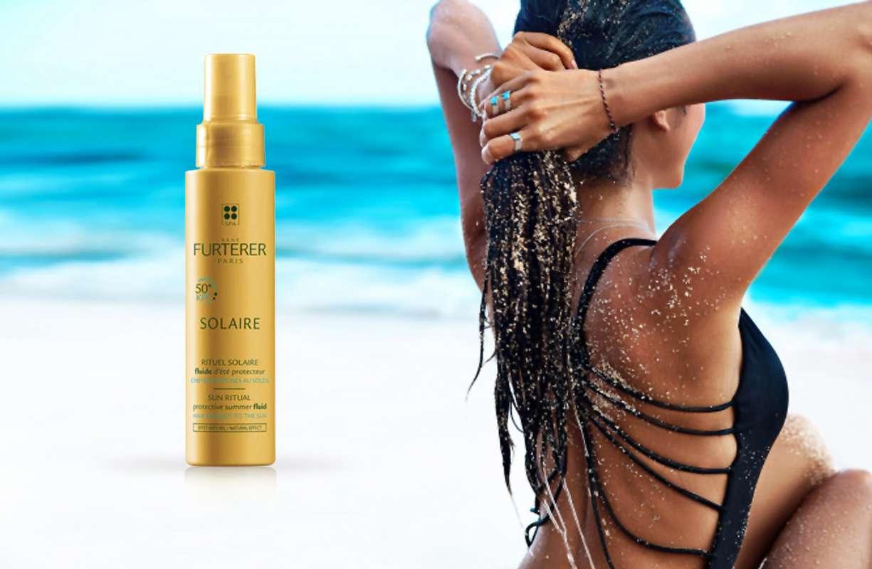 Furterer Fluido solare protettivo per capelli