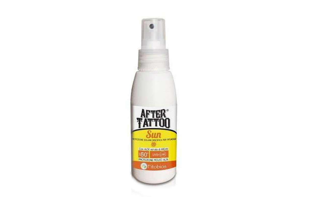 AFTERTATTOO SUN SPR SOLARE 75M
