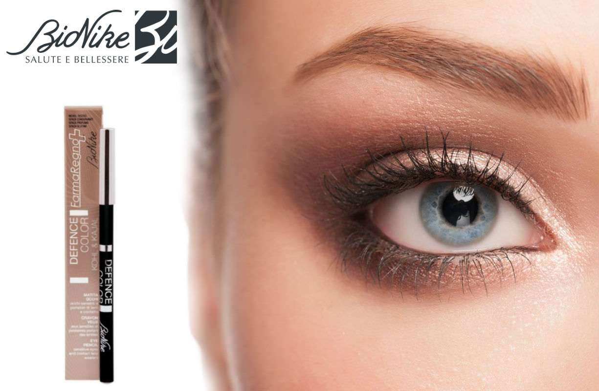 Bionike Defence Color mascara occhi nera