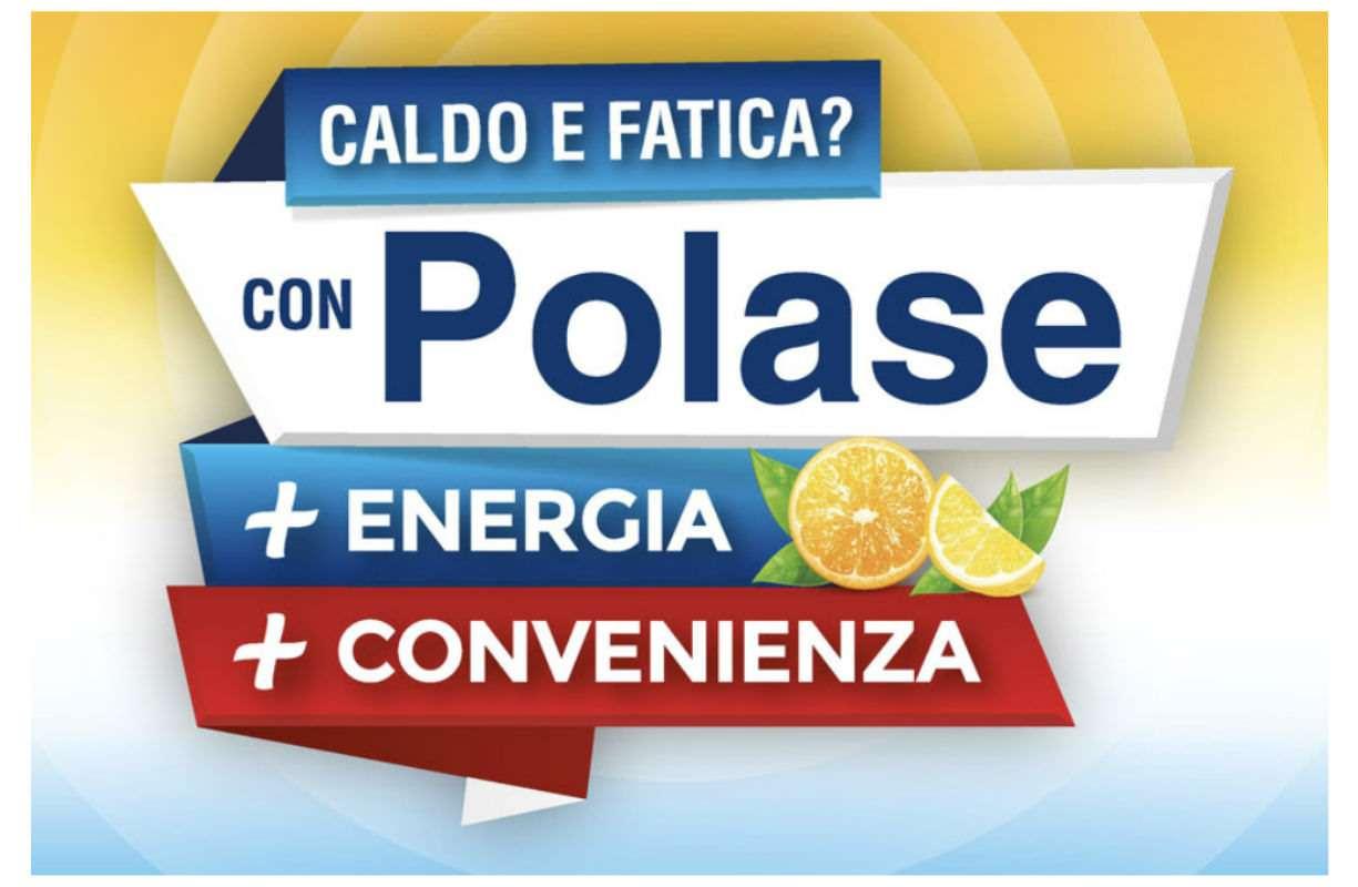 SCONTO €5 su una confezione da 36 buste di POLASE CLASSICO e POLASE PLUS