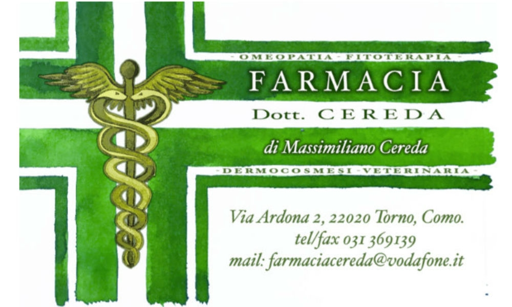 Farmacia Cereda - Torno