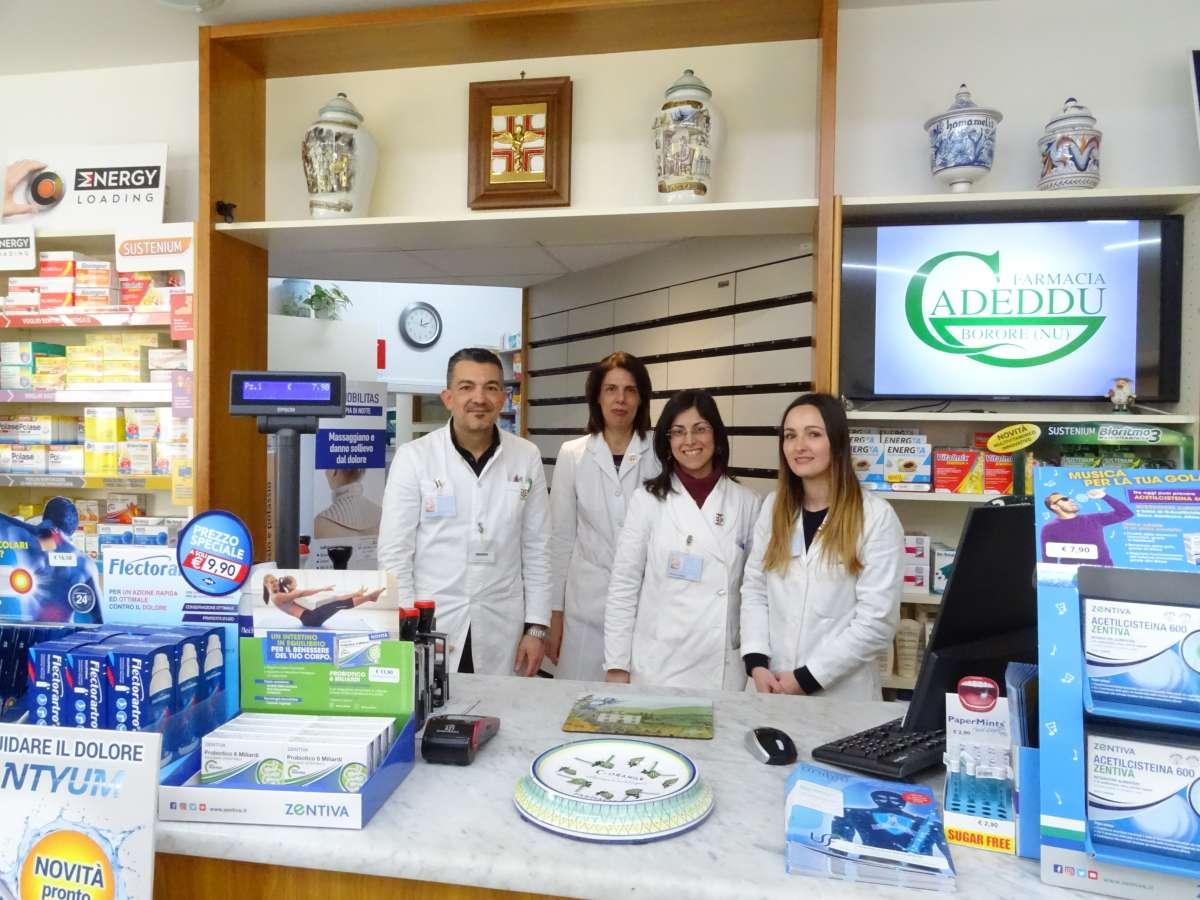 Farmacia Cadeddu - Borore Nuoro
